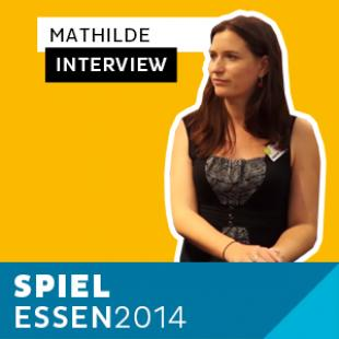 Essen 2014 – Day 2 – Interview Mathilde – Gigamic – VF
