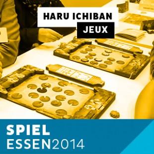 Essen 2014 – Day 2 – Haru Ichiban – Blackrock – VF
