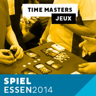 Essen 2014 – Day 3 -Time Masters – Mushroom Games – VF