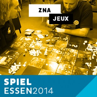 Essen 2014 – Day 4 – ZNA – Funforge – VF
