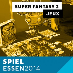 Super Fantasy 2 ! (Red Glove) VOSTFR
