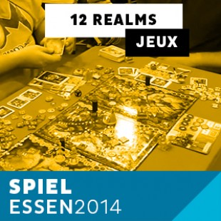 Essen 2014 – Day 2 – 12 Realms – Mage Company – VOSTFR