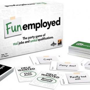 Funemployed (Second Edition), ça c'est de l'entretien d'embauche !