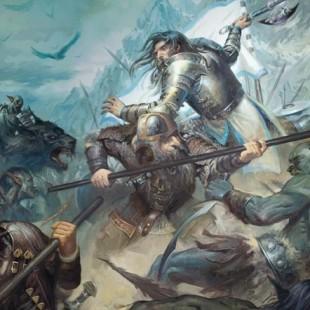 La bataille des cinq armées, mais à deux