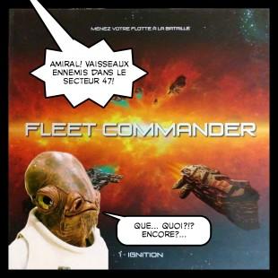 La folle histoire de l'espace, Episode 2: Fleet Commander