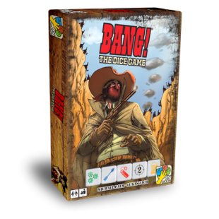 Bang! Le jeu de dés – Hillbillies vs. average Joes