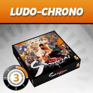 LudoChrono – Samurai Spirit