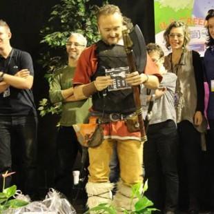 Rencontre avec RV Rigal, l'auteur de Langskip (Ludix d'or 2014)