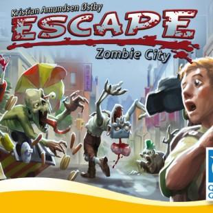 Escape Zombie City : jets de dés en folie ! En sortirez-vous indemne ?