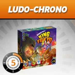 LudoChrono – King of Tokyo