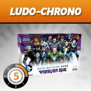 LudoChrono – DC Comics Deck-Building