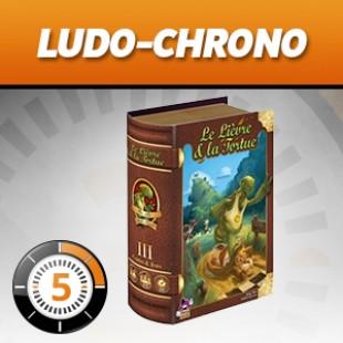 LudoChrono – Le lièvre et la tortue