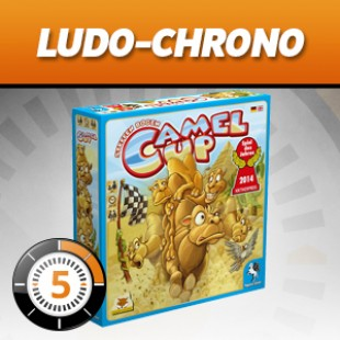 LudoChrono – Camel Up