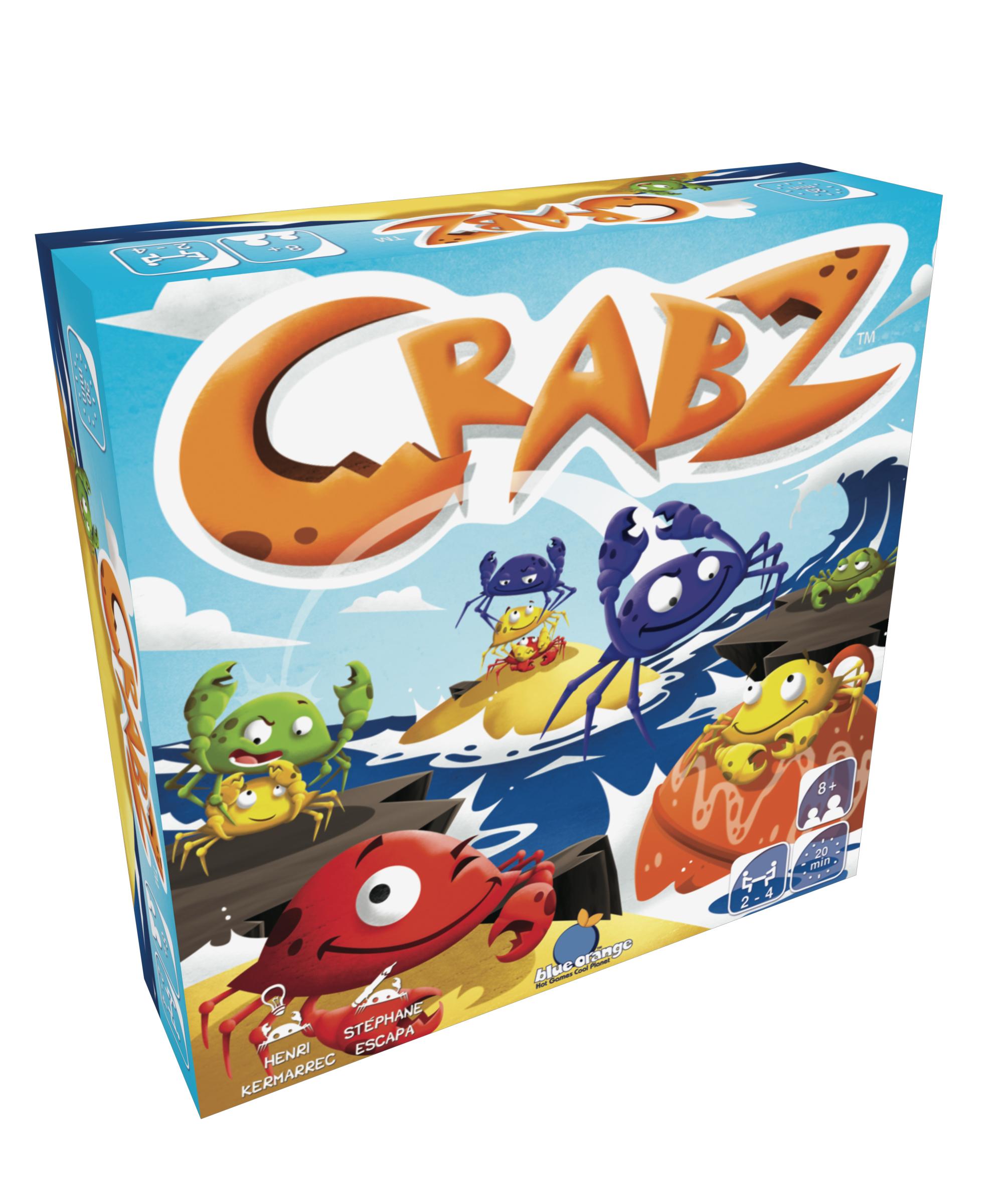 Crabz-3D