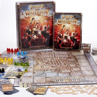 Lords of Waterdeep – Tirez les ficelles d'Eauprofonde !
