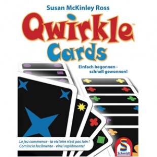 Qwirkle Cards arrive !