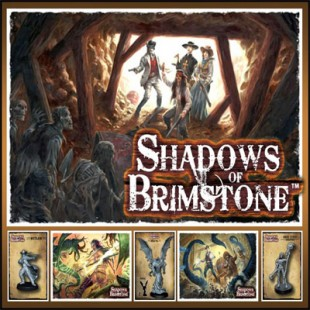 Shadows of Brimstone : on va creuser cow-boy !