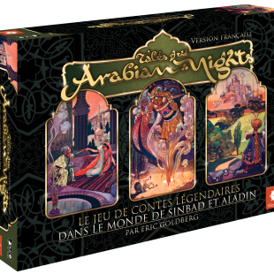 Le test de Tales of the Arabian Nights (vf)