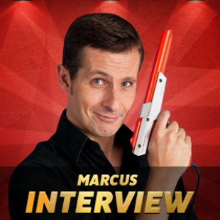 Cannes 2015 – Interview Marcus