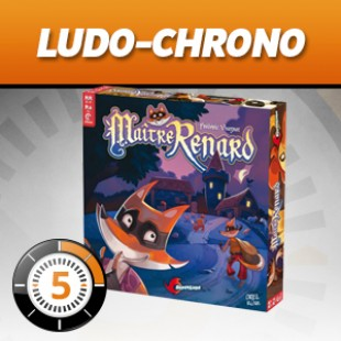 LudoChrono – Maitre Renard