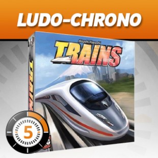 LudoChrono – Trains