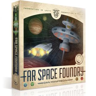 Far Space Foundry, le futur jeu du futur