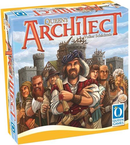 Queen's-Architectmd