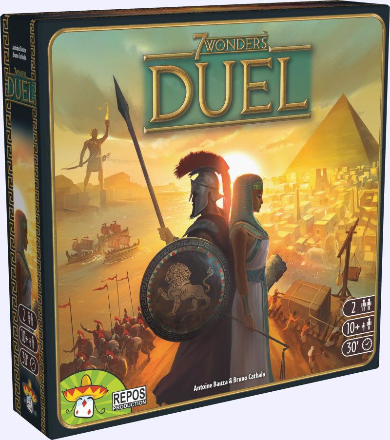 jeu de societe 7 wonders duel