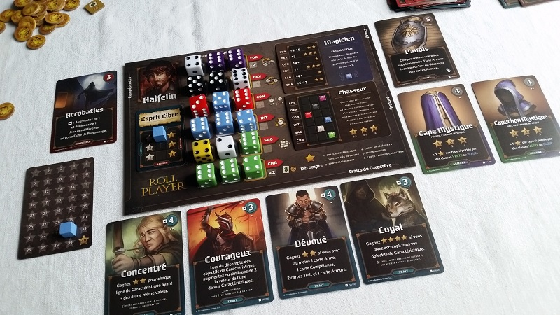 Roll Player exemple