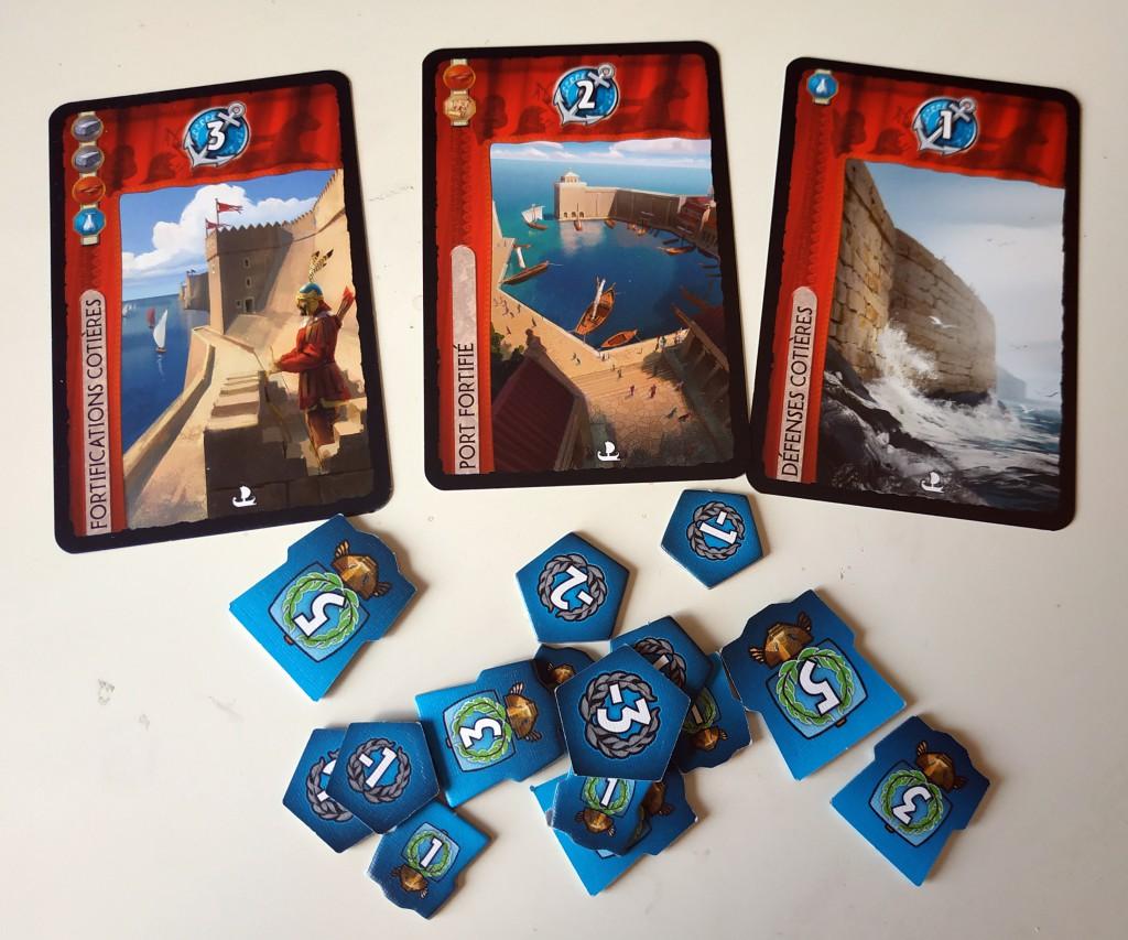 7 Wonders Armada jeux de societe ludovox (4)