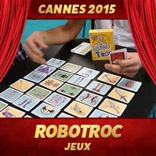 Cannes 2015 – Robotroc – Atalia