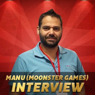Cannes 2015 – Interview Manu – Moonster Games