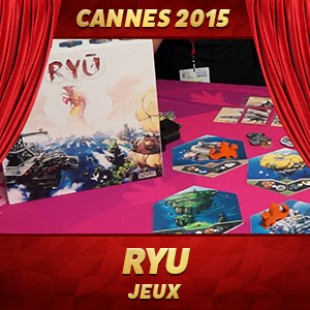 Cannes 2015 – Ryu – Moonster Games