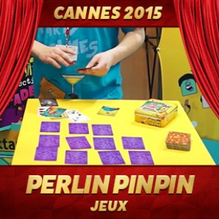 Cannes 2015 – Perlin Pinpin – Cocktail Games