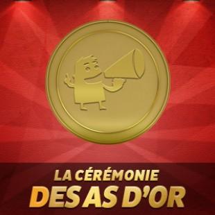 Cannes 2015 – Cérémonie des As d'or