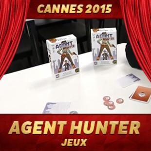 Cannes 2015 – Agent Hunter – Iello