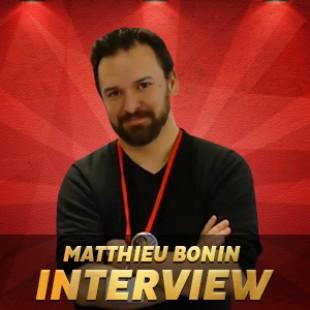 Cannes 2015 – Interview Matthieu Bonin – Iello