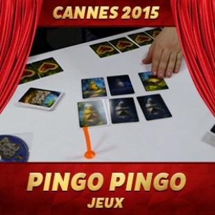 Cannes 2015 – Pingo Pingo – Iello