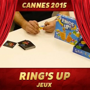 Cannes 2015 – Ring's Up – Blue Orange