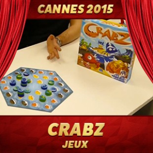 Cannes 2015 – Crabz – Blue Orange