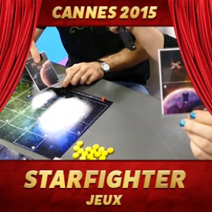 Cannes 2015 – Starfighter – Ystari