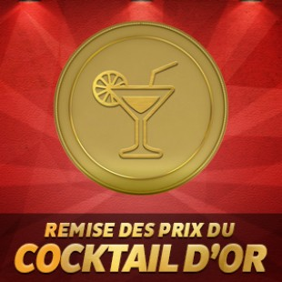Cannes 2015 – Cérémonie des Cocktails d'Or !
