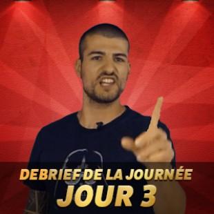 Cannes 2015 – Jour 3 – Le debrief