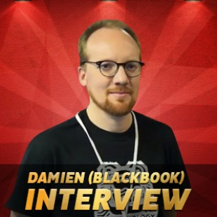 Cannes 2015 – Interview Damien – Blackbook editions