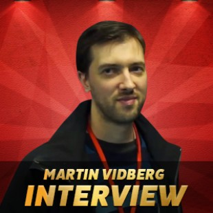 Cannes 2015 – Interview Martin Vidberg