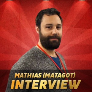 Cannes 2015 – Interview Mathias – Matagot