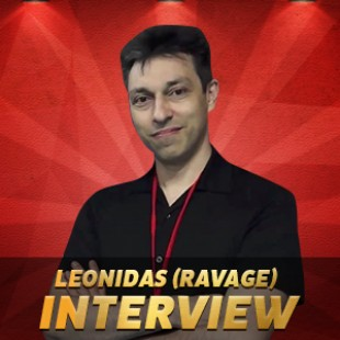 Cannes 2015 – Interview Leonidas – Ravage / As d'or / Conan