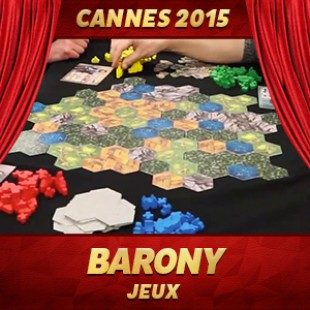 Cannes 2015 – Barony – Matagot