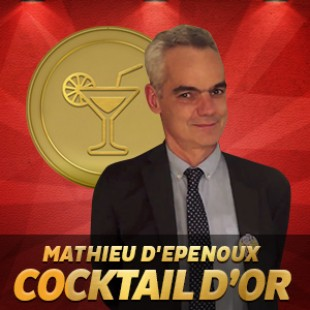 Cannes 2015 – Cocktails d'or – Interview Matthieu d'Epenoux