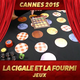 Cannes 2015 – La cigale et la fourmi – Purple Brain